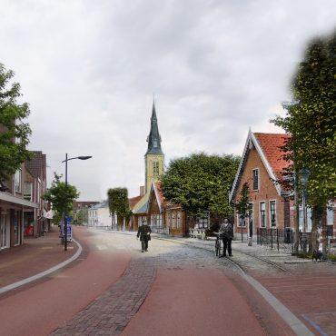 Ciebeek-Dorpsstraat 1905