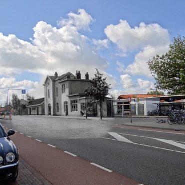 Castricum station 1958
