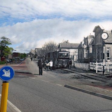 Tram Dorpsstraat 1920