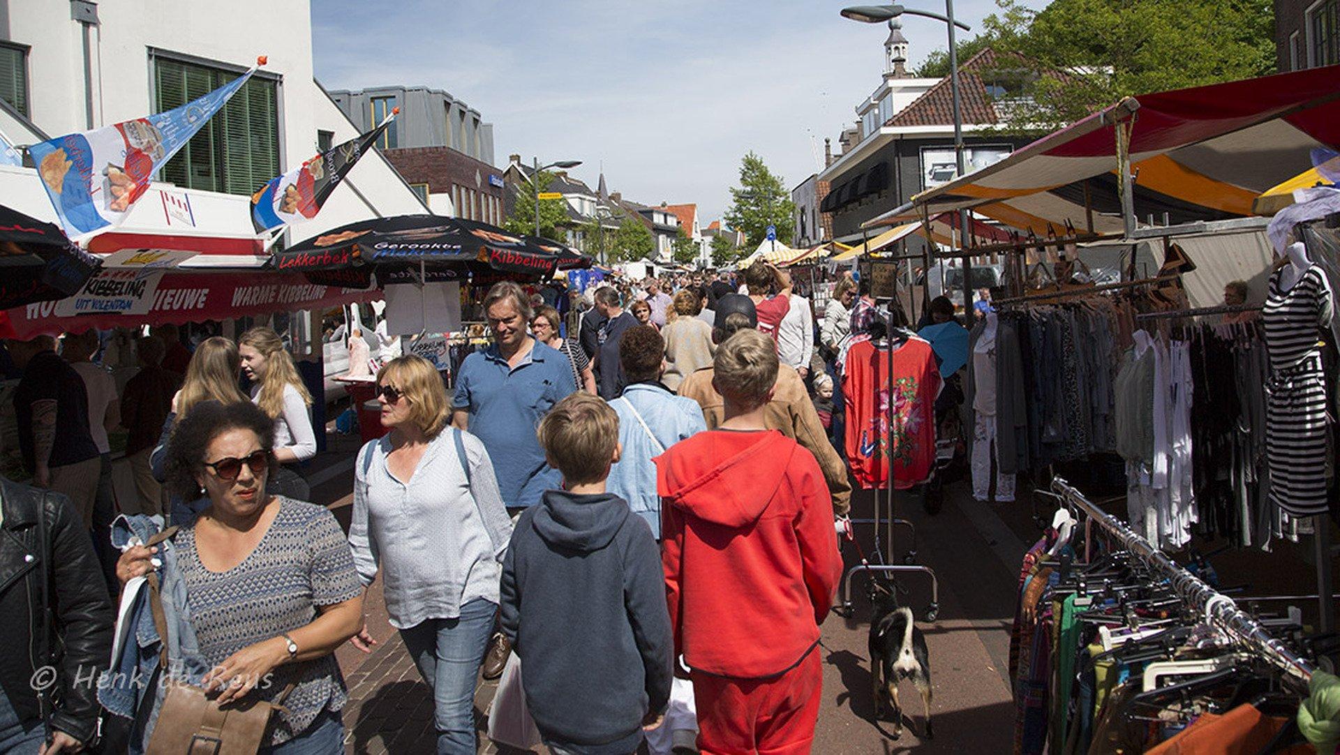 Zomermarkt Castricum 2019