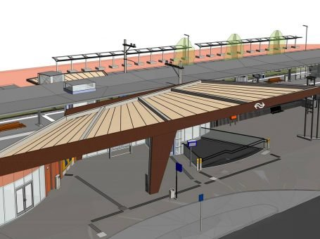 Station Castricum 2020