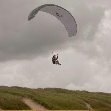 Paraglijding Castricum