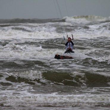 Surfer Castricum