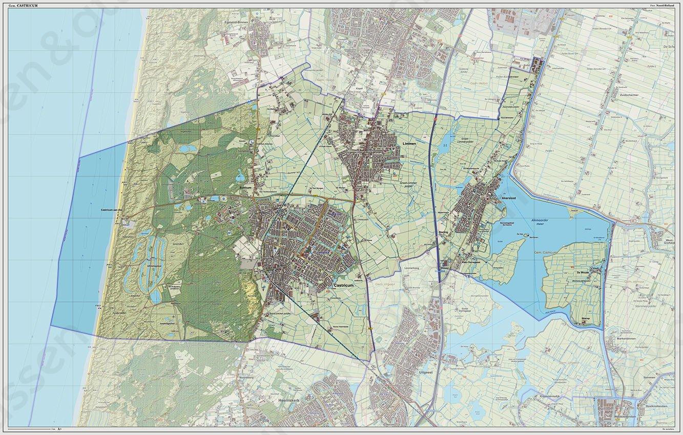 Handige informatie over de gemeente Castricum