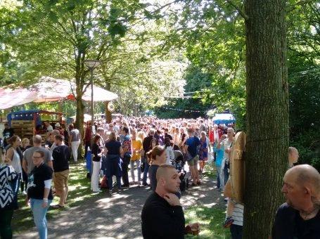 Uit Je Bak Festival 2018