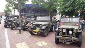 Veteranendag Castricum Uitgeest Limmen Akersloot @ Castricum, Uitgeest, Limmen, Akersloot