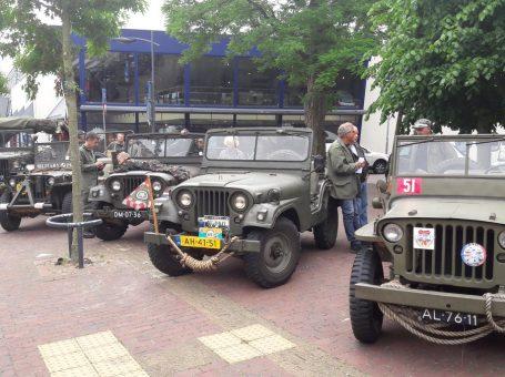 Veteranendag Castricum en Uitgeest