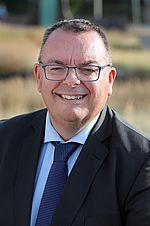 Gemeentesecretaris Ron Suanet