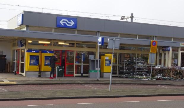 Trein Station Castricum
