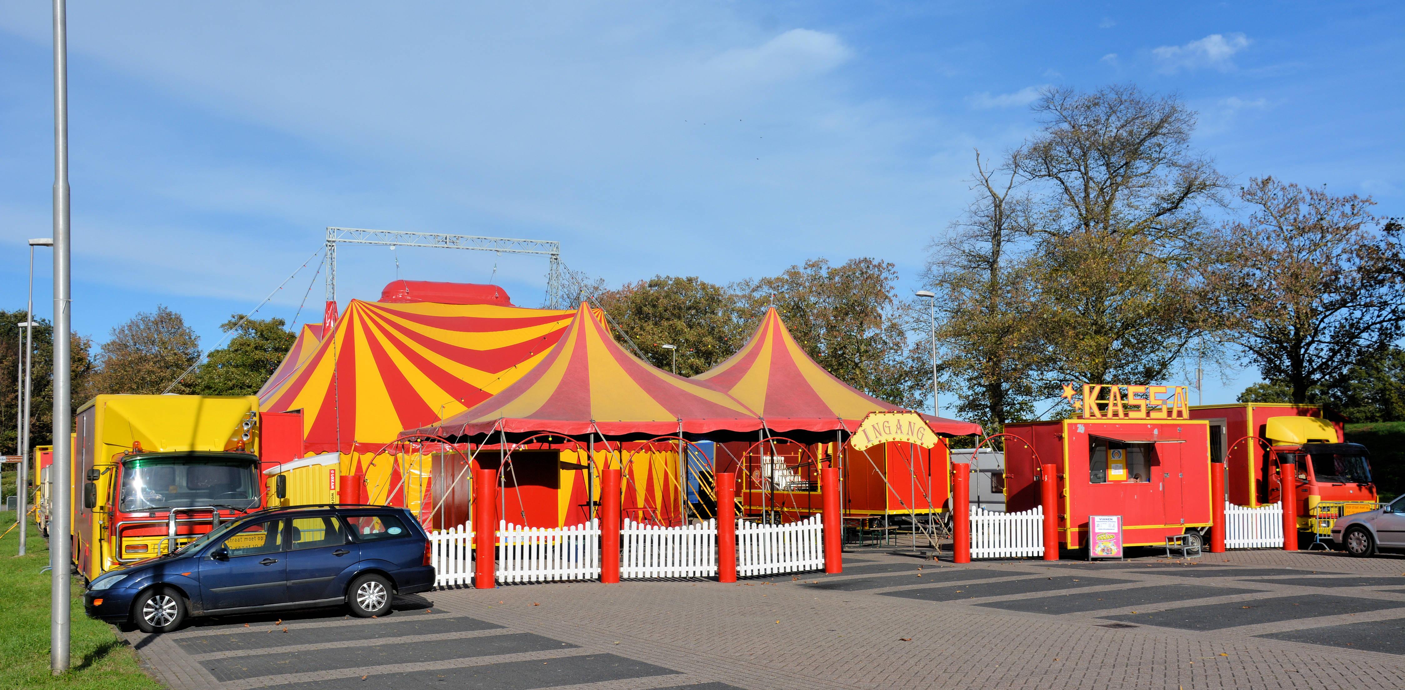 Circus Barani In Castricum