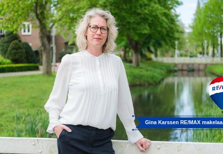 Gina Karssen RE/MAX makelaar